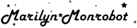 Marilyn Monrobot Logo